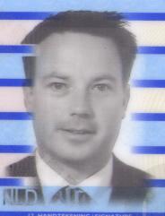 Frank pasfoto