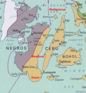 Philippines - Cebu namen