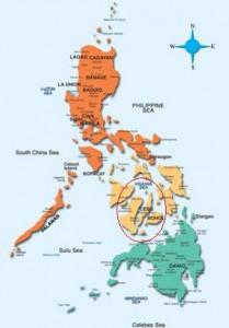 map_philippines cirkel