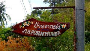 Onze woning: Arporn House