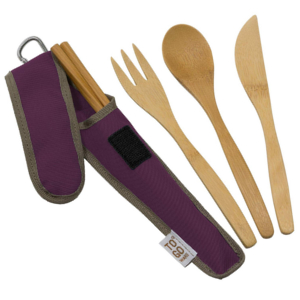 Bamboo cutlery by To-Go Ware