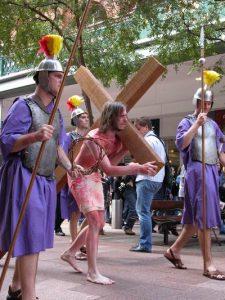 Jesus in Melbourne
